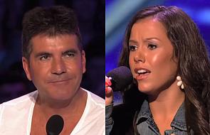 """Simon Cowell do młodej wokalistki w X-Factor: """"zabrałaś nas do kościoła"""" [MUZYKA]"""