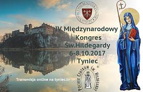 Kongres Świętej Hildegardy w Tyńcu