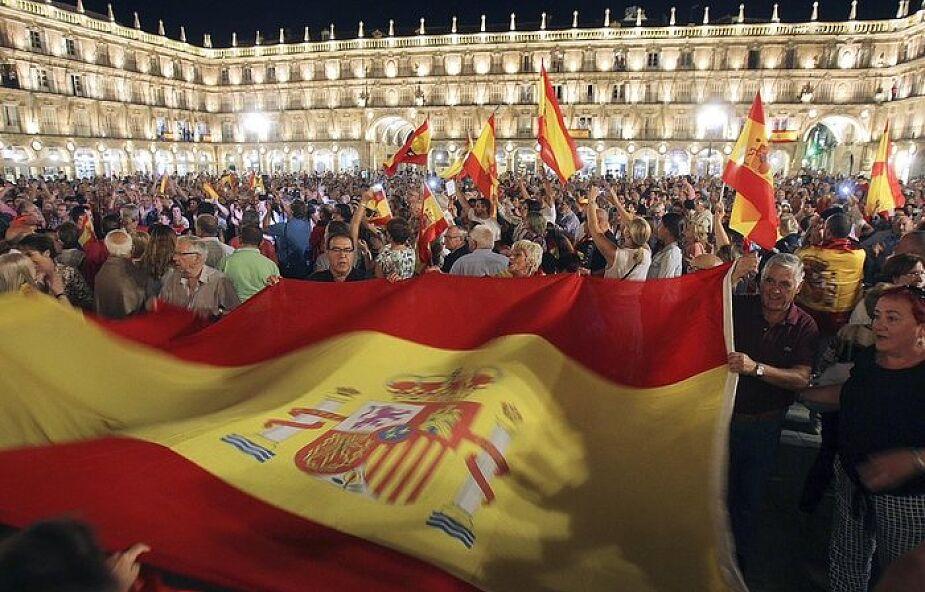 Hiszpania: Kościół stara się doprowadzić do dialogu w sprawie Katalonii