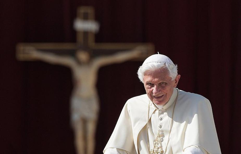 Papież Benedykt XVI wypowiedział się na temat kryzysu w Kościele