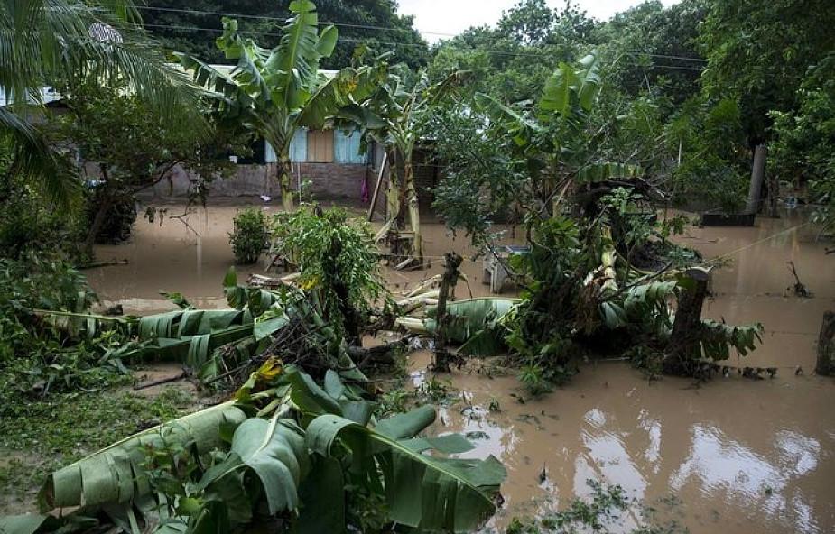 Burza tropikalna Nate, która nadciąga nad USA, jest już huraganem