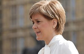 Sturgeon: przed szkockim referendum potrzebna większa jasność w sprawie Brexitu