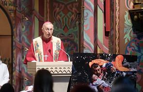 Abp Gądecki: Kościół jest gotów pomagać uchodźcom, dla chrześcijanina ludzkość stanowi jedną rodzinę