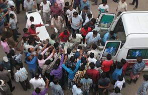 Indie: 8 zabitych, ok. 100 rannych w wybuchu w elektrociepłowni