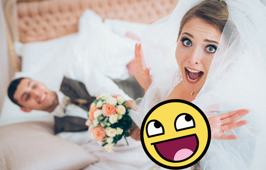 4 ślubne katolickie wpadki, które bawią do łez