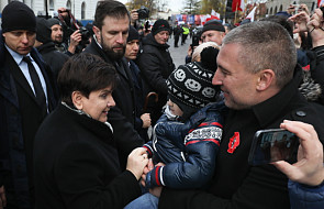 Premier: Polacy mają wielkie serca, są gotowi nieść pomoc innym
