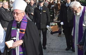 Ks. Boniecki w homilii na pogrzebie Piotra Szczęsnego: uważajcie, sędziowie swoich braci