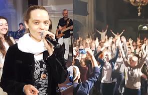 Polska młodzież nagrała piosenkę dla papieża Franciszka. Prosto z serca [WIDEO]