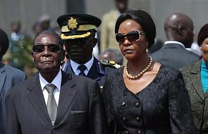 Prezydent RPA Jacob Zuma: prezydent Zimbabwe przetrzymywany w swym domu