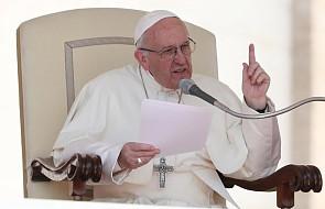 Papież wyraźnie wypowiedział się przeciwko uporczywej terapii