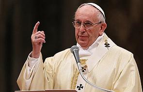 Papież zachęca, żebyśmy pomyśleli o niej, kiedy zaczynamy dzień albo idziemy do lekarza