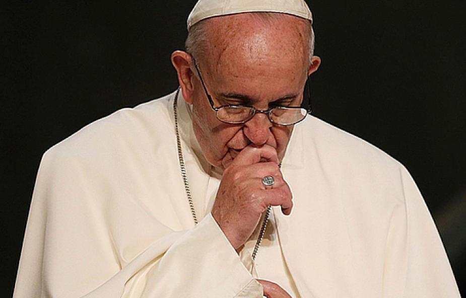 Franciszek do księży o postępowaniu, które jest jak rzucanie bomb i działania terrorystyczne