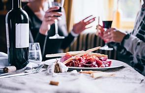 10 wykwintynych rzymskich restauracji zaprosiło ubogich na obiad