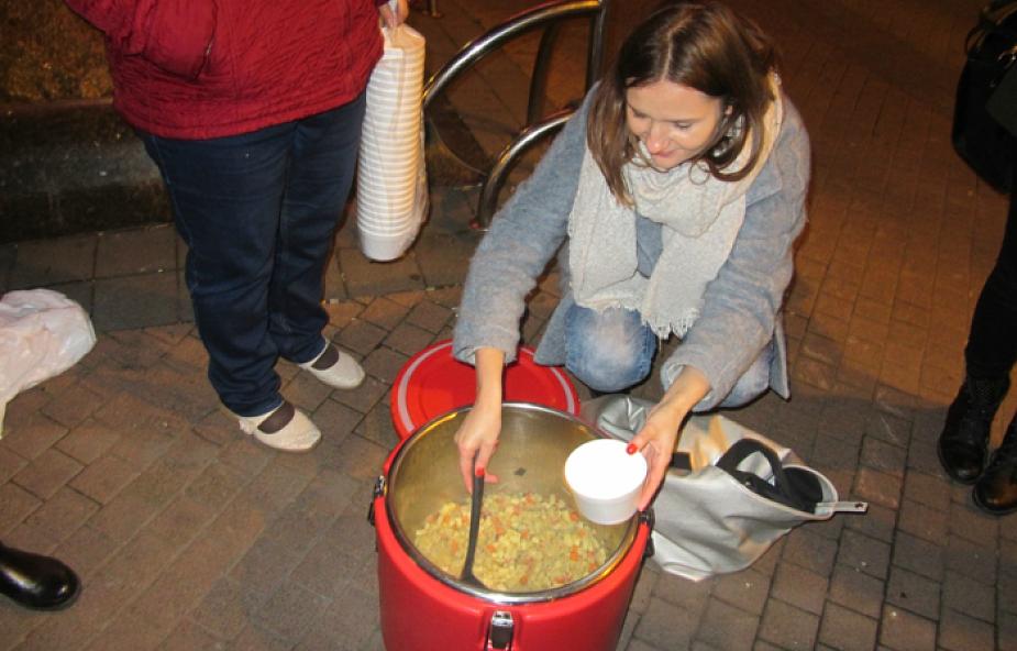 """Świętuj Światowy Dzień Ubogich z """"Zupą w Kato"""""""
