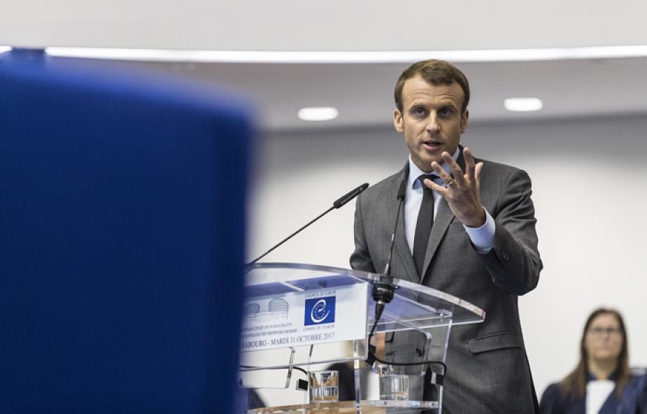 Francja: prezydent Macron zostanie kanonikiem bazyliki św. Jana na Lateranie