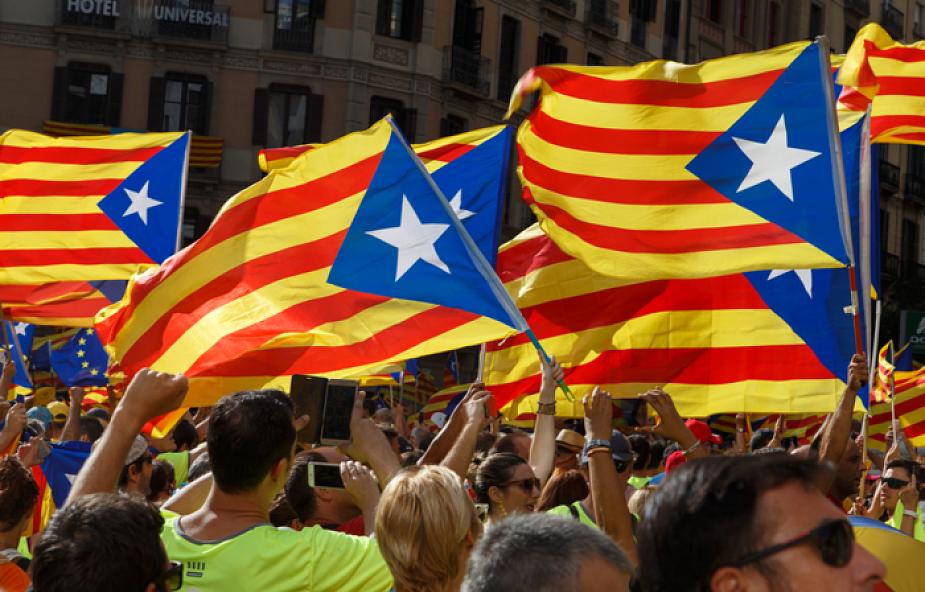 Hiszpania: kryzys w Katalonii zuboży kraj o miliardy euro
