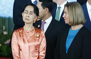Birmańska liderka Suu Kyi: nielegalna migracja niesie destabilizację i terroryzm