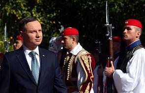 Prezydent Duda w Grecji: drzwi do UE powinny pozostać otwarte