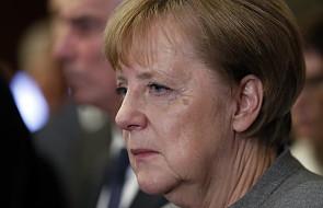 Angela Merkel zawiedziona fiaskiem rozmów o rządzie, Niemcy nadal bez władz