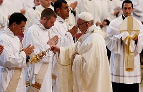Papież o diakonacie stałym: to integralny element posoborowej odnowy