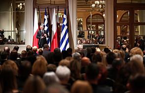 Prezydent Duda: Polaków w latach 80. przyjęto w Grecji z życzliwością