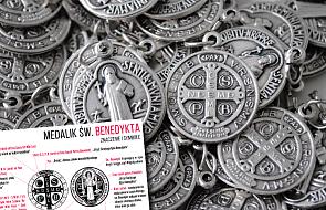 Antychrześcijańskie zmiany w medaliku św. Benedykta? Zakonnicy odpowiadają na zarzuty