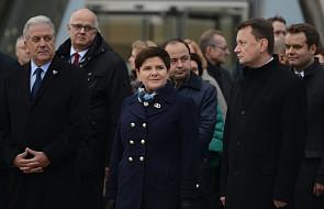 Premier Szydło przybyła do Paryża, spotka się m.in. z prezydentem Francji