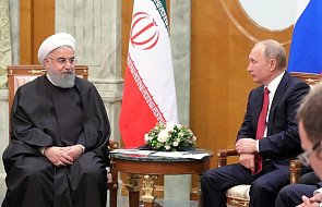 Putin: Turcja i Iran poparły zwołanie kongresu dialogu narodowego Syrii