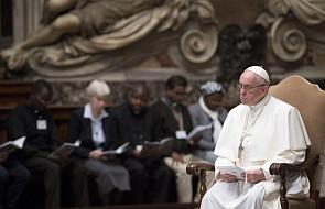 Franciszek: wchodząc do świątyni, parafii, nie wiemy czy to kościół czy supermarket