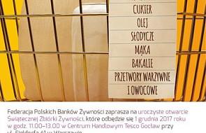 """""""Dodaj świętom smaku"""" - rusza 21. Świąteczna Zbiórka Żywności (1-3 grudnia)"""