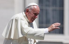 Papież do związkowców: ekologia tak, ale nie kosztem pracy i potrzebujących