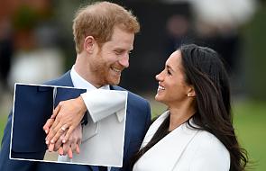 Książę Harry zaręczył się z amerykańską aktorką Meghan Markle