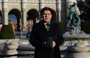Premier: wszystkie akty nietolerancji stanowczo potępiam
