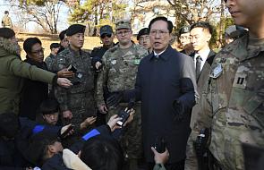 Korea Płd. i USA analizują dane o teście rakiety balistycznej