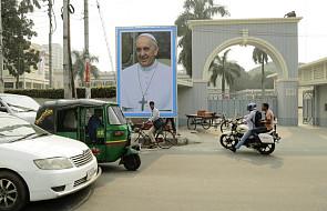 """Mjanma: Franciszek spotkał się z przedstawicielami religii. """"To jedyny sposób na budowanie pokoju"""""""
