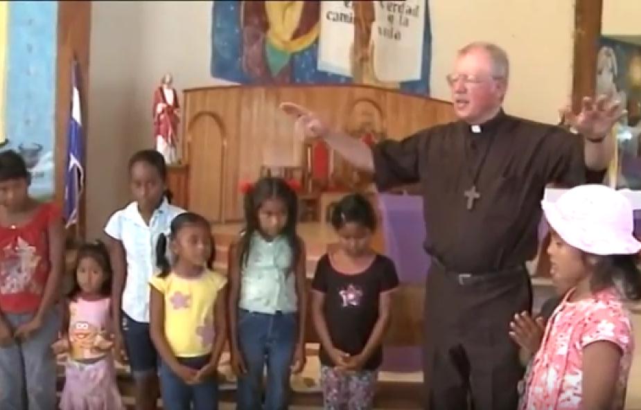 Polak z pochodzenia biskupem zupełnie nowej diecezji