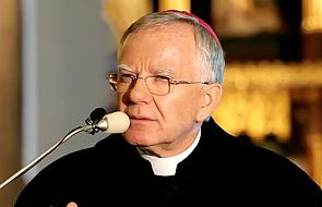 Abp Jędraszewski do abp. Rysia: jesteś otoczony modlitwą