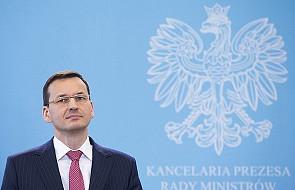 M. Morawiecki: nie boję się o swoją głowę; robię to, co najlepiej potrafię dla Polski