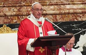 Papież Franciszek: te trzy dary i wezwania Bóg kieruje do każdego z nas