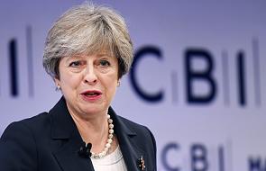 Premier Theresa May do przedsiębiorców: bądźcie ostrożnymi optymistami