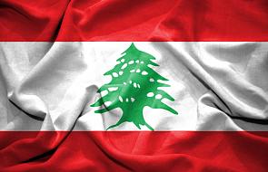 Liban: prezydent nie przyjmie dymisji premiera, dopóki ten nie wróci do kraju