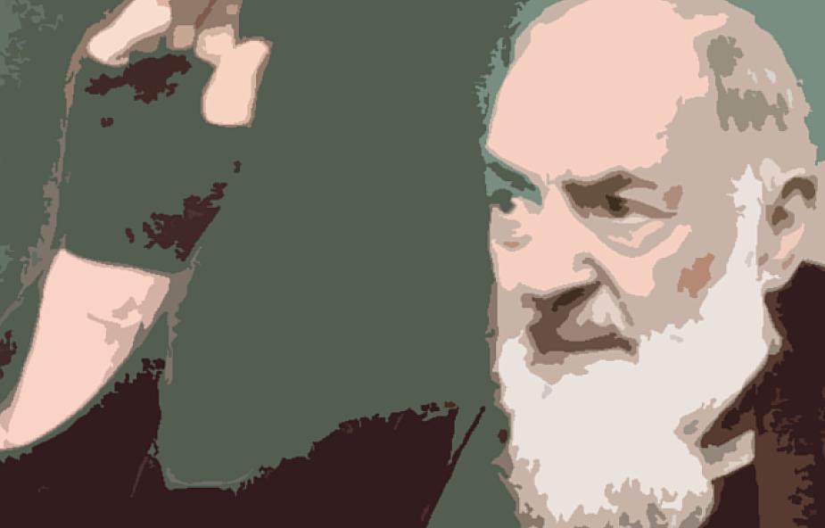 Św. ojca Pio odwiedziła dusza czyśćcowa. Miała tylko jedną prośbę