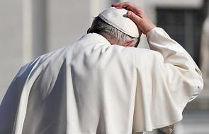 To zachowanie papieża było skandalem