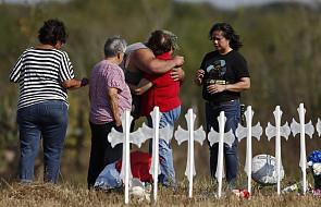 USA: sprawca niedzielnej masakry uciekł z zakładu psychiatrycznego