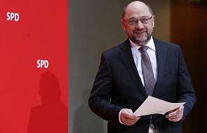 """Schulz: Republika Federalna Niemiec """"będzie musiała odnowić Europę"""""""
