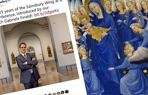 Dyrektor National Gallery o sztuce sakralnej: ludzie często nie wiedzą, co oglądają na niektórych obrazach