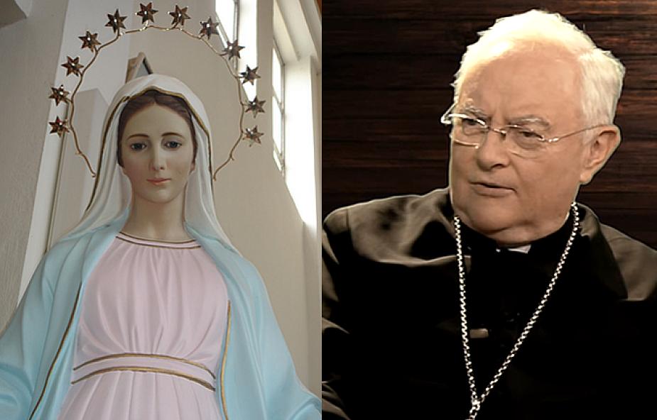 Abp Hoser o oficjalnym stanowisku Kościoła ws. objawień w Medjugorie