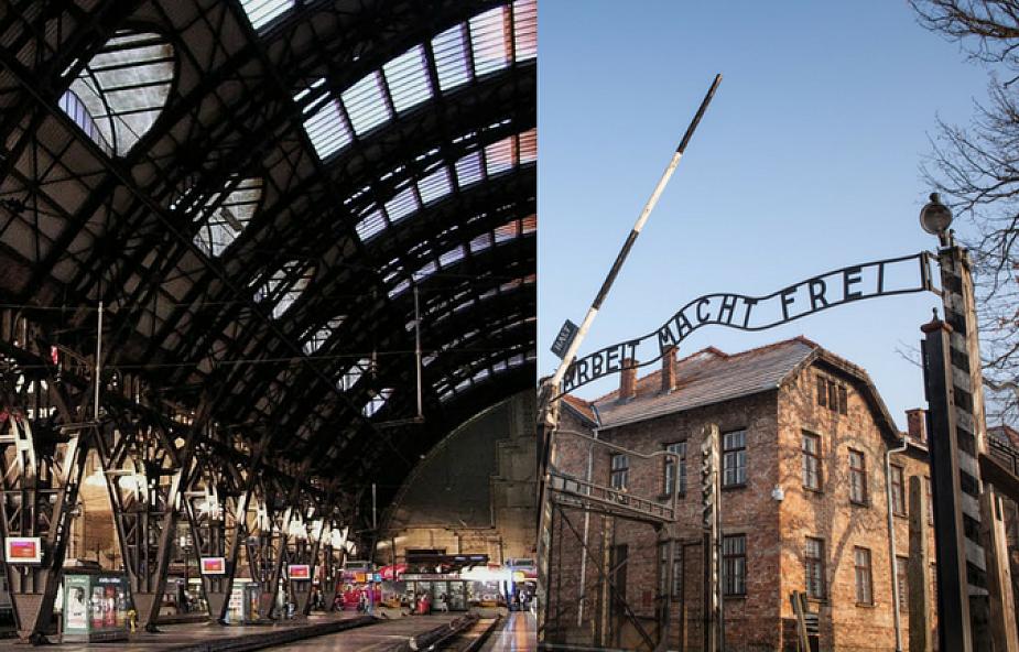 Stamtąd wywożono Żydów do Auschwitz. Dziś Żydzi ratują tam ludzi