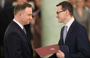 Morawiecki: to będzie rząd kontynuacji; punktem odniesienia - rodzina, praca i mieszkanie