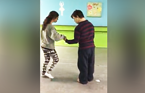 Poznaj Corbina i Zoe - niezwykły taneczny duet [WIDEO]